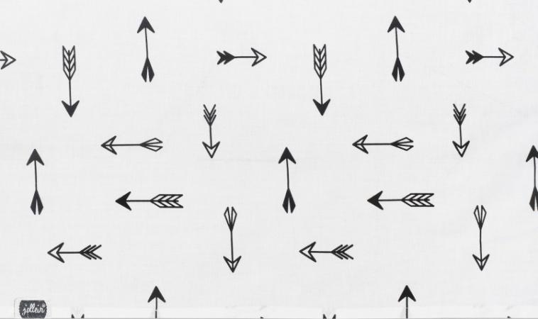 Laken Indians Arrow 120 x 150 cm
