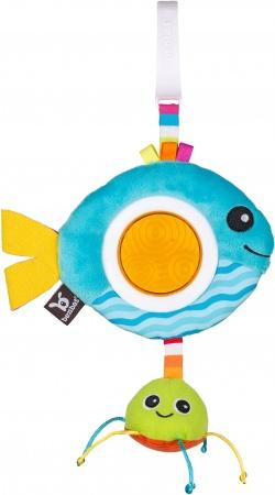Benbat Rattle Toy Fish