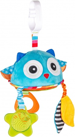 Benbat Travel Mirror Owl