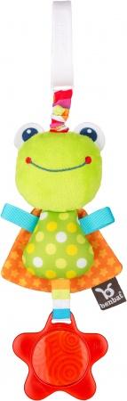 Benbat Jitter Toy Frog