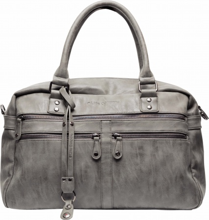 Little Company Diaperbag Brussel Anthracite
