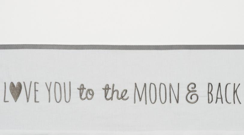 Meyco Laken Moon Grijs <br> 75 x 100 cm