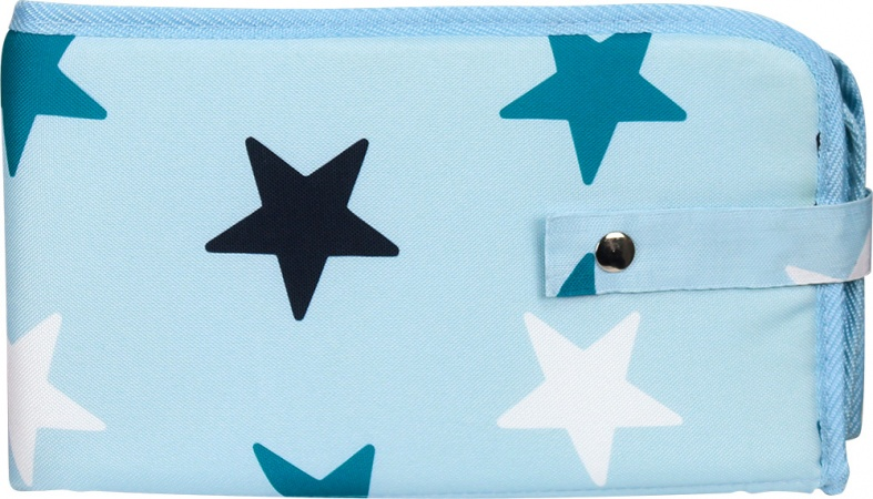 Dooky Changing Pack Blue / Blue Stars