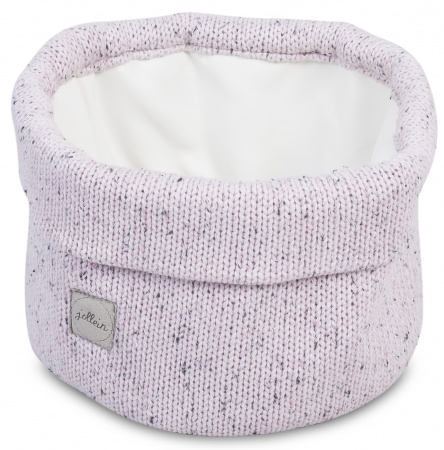 Verzorgingsmand Confetti Knit Vintage Pink