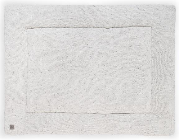 Jollein Boxkleed Confetti Knit Naturel <br>80 x 100 cm
