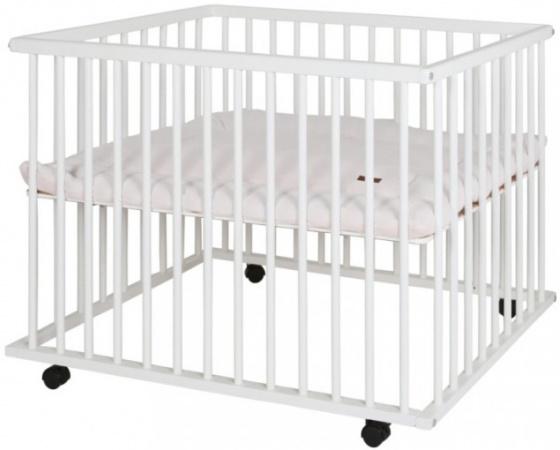 Europe Baby Arike Zonder Lade Wit Inclusief Wielen