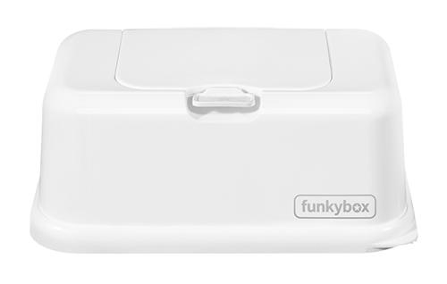 Funkybox Uni Wit