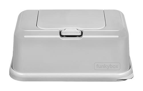 Funkybox Uni Grijs