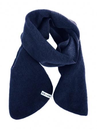 Kik Kid Sjaal Fleece Dark Blue