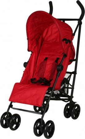 Basicline Buggy 5-Standen Red