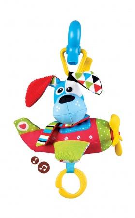 Yookidoo Tap Play Musical Plane Dog