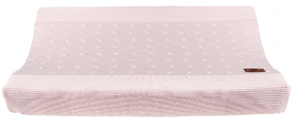 Baby's Only Waskussenhoes Kabel Classic Roze