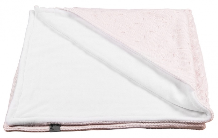 Baby's Only Omslagdoek Kabel Classic Roze