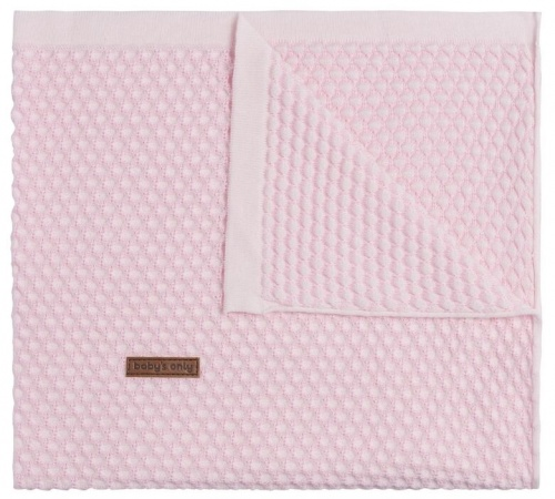 Baby's Only Ledikanteken Uni Sun Classic Roze/ Baby Roze 100 x 135 cm