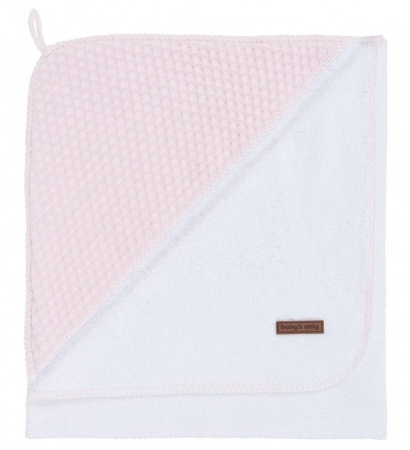 Baby's Only Badcape Sun Classic Roze/ Baby Roze 75 x 85 cm