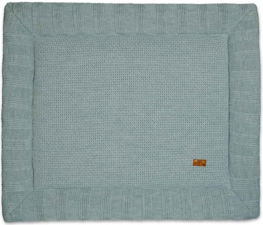 Baby's Only Boxkleed Robust Stonegreen<br> 85 x 100 cm
