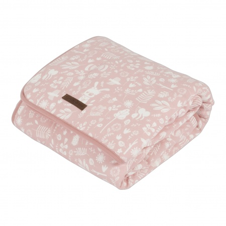 Little Dutch Deken Adventure Pink  <br> 70 x 100 cm