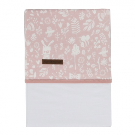Little Dutch Laken Adventure Pink <br> 70 x 100 cm