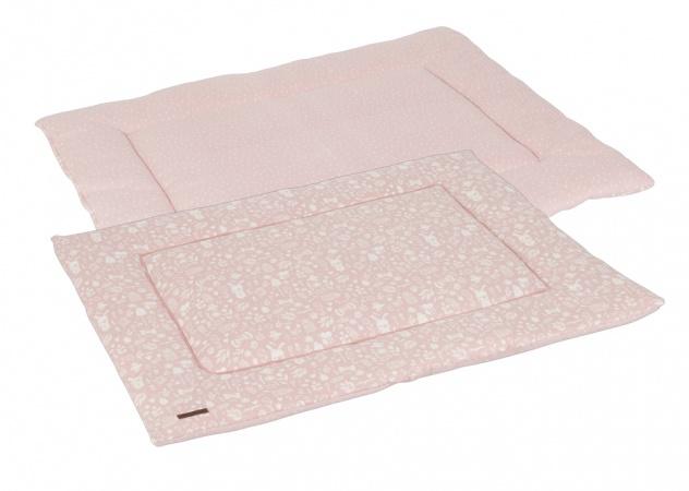 Little Dutch Boxkleed Adventure Pink<br> 80 x 100 cm
