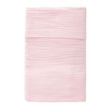 Cottonbaby Wieglaken Soft Roze <Br> 75 x 90 cm