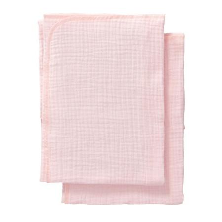 Cottonbaby Multidoek Soft S Roze <Br> 2Stuks