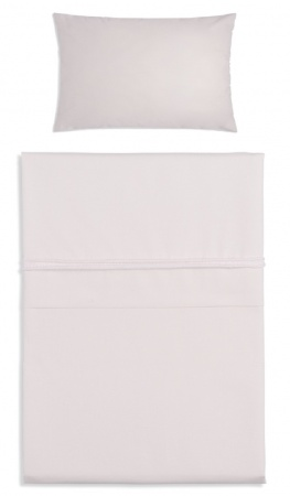 Baby's Only Dekbedovertrek Soft Cotton Classic Roze 100 x 135 cm