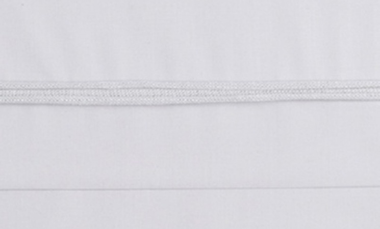 Baby's Only Wieglaken Bies Soft Cotton Zilvergrijs 80 x 100 cm