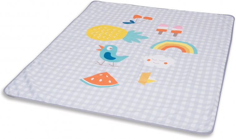Taf Toys Outdoors Play Mat 140 x 115 cm