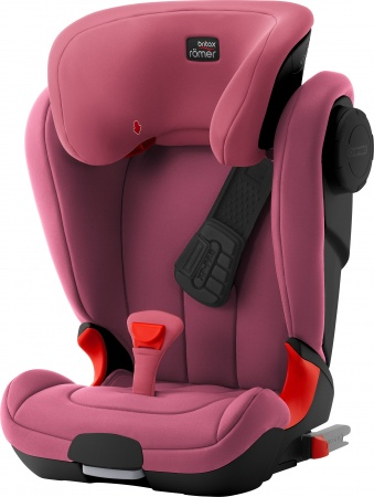 Römer Kidfix II XP SICT Wine Rose Black Serie