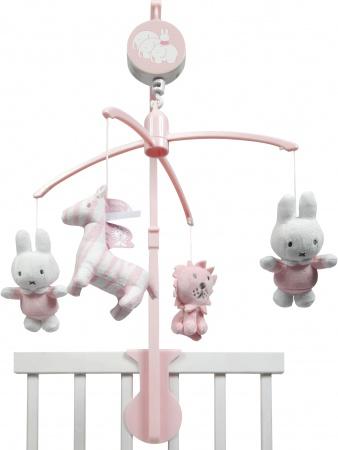 Tiamo Nijntje Safari Pink Muziekmobiel