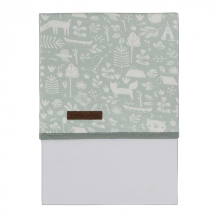 Little Dutch Laken Adventure Mint<br> 70 x 100 cm