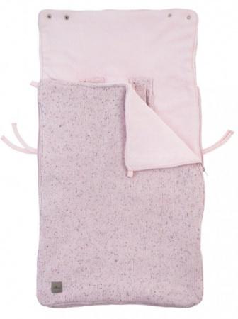 Jollein Comfortbag Confetti Knit Vintage Pink