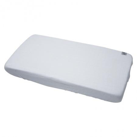 Lodger Slumber Solid White 70x140