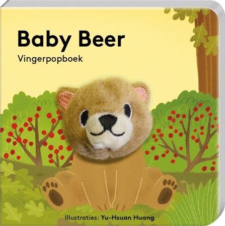 Imagebooks<br> Vingerpopboek Baby Beer
