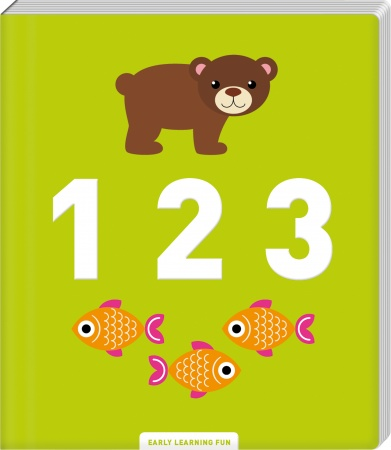 Imagebooks<br> 1-2-3 Early Learning
