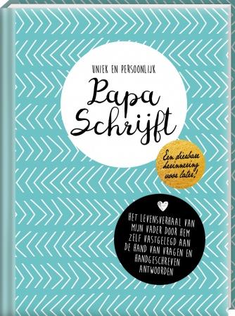 Imagebooks<br> Papa Schrijft