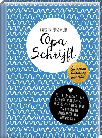 Imagebooks<br> Opa Schrijft