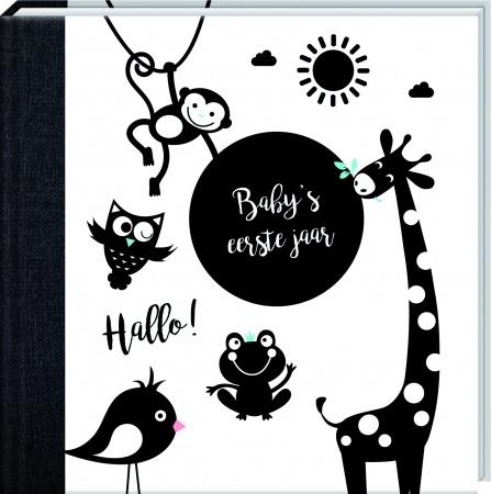 Imagebooks<br> Hello Baby's Eerste Jaar