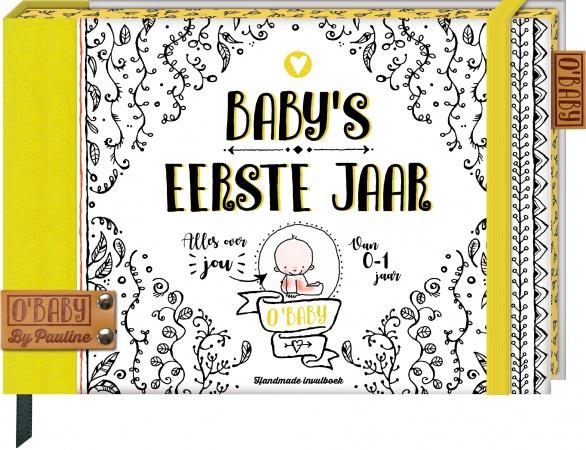 O'baby<br> Baby's Eerste Jaar