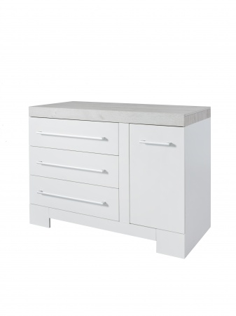Commode 3 Laden/1 Deur Futura