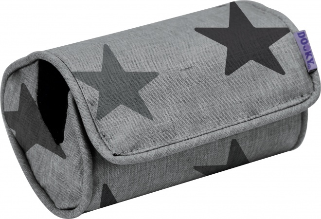 Dooky Arm Kussen Grey Stars