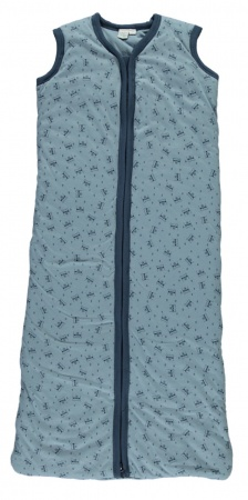 Babylook Slaapzak Winter Bears Faded Denim 70cm