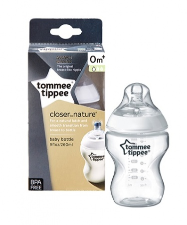 Tommee Tippee Fles <br>260ml