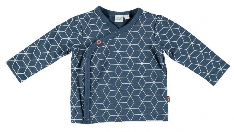 Babylook T-Shirt Graphic Dark Denim