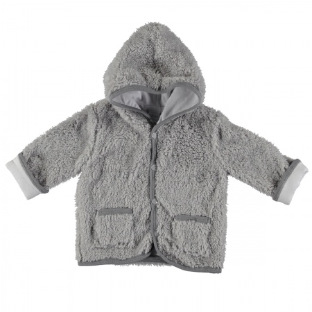 Babylook Vest Teddy High Rise