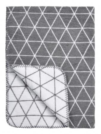 Meyco Deken Triangle Stripe<br> 75 x 100 cm