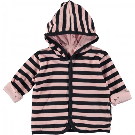 Babylook Vest Stripes Total Eclipse