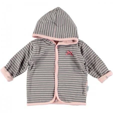 Babylook Vest Stripes Quilt Shade