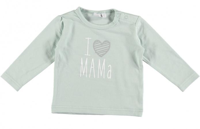 Babylook T-Shirt Mama Harbor