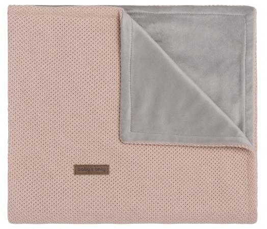 Baby's Only Wiegdeken Classic Blush 70 x 95 cm